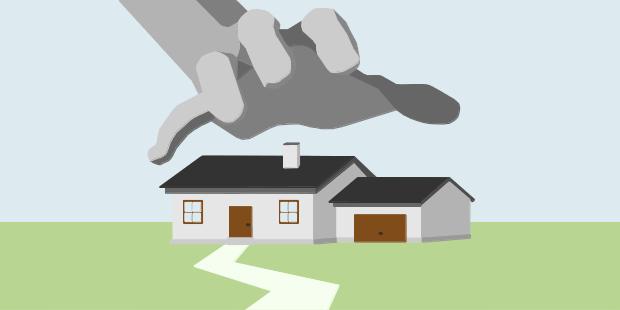 раздел дома