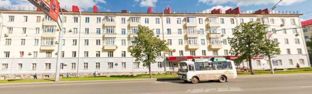 Фасад Советского суда
